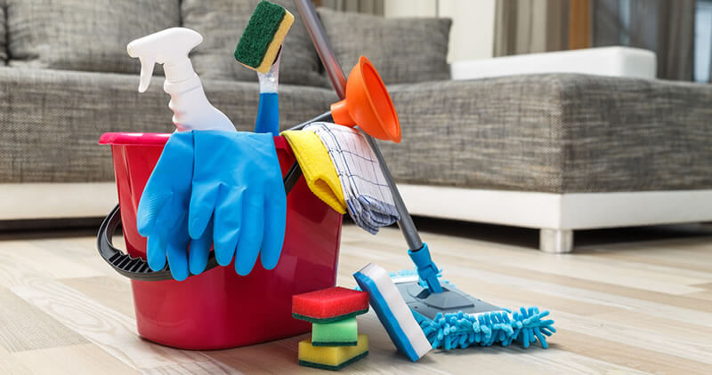 Domestic Cleaning | Roboclean Services Ltd.